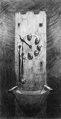 Alfred Kubin - A Few Notes Inspired by the Exhibition