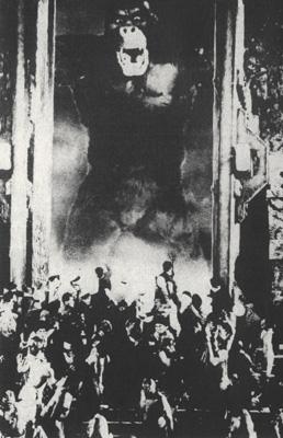 King Kong a Palác sovětů