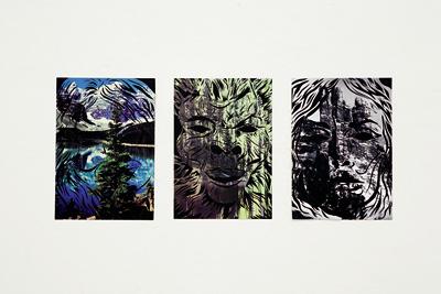 Ben Cottrell, Jana Kochánková a Vladimír Skrepl / Lost Eye / MeetFactory Gallery / 2009