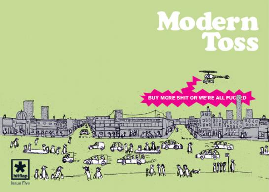 Modern Toss: Are the Scratchers of Turmoil