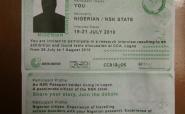 Nigerijská spojka: NSK pasy jako klíč kúnikovým avstupním dveřím