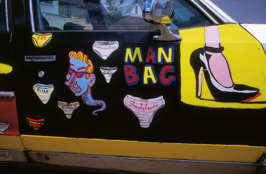 NEW BOOK: [b]The Immortal Man Bag Journal of Art[/b]