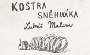 Lukáš Malina: Kostra sněhuláka II - kresby