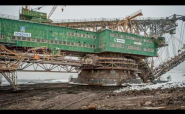 Ibra Ibrahimovič: RK 5000 bucket chain excavator & guests