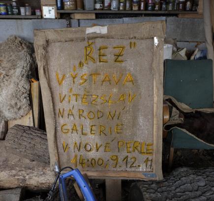 Vítězslav Špalek: Řez