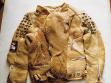 Křivák (1998)<br />průmyslově nezpracovaná kůže