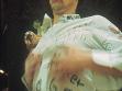 Lombardi Bängli, 1999<br />fotografie z performance