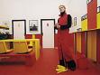 Markus Muntean, Adi Rosenblum, Where Else, 2000, foto Jens Liebchen, archiv Georg Kargl