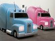 Patricia Piccinini, Truck Babies, 1999, objekt, archiv Patricia Piccinini