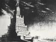 Boris M. Iofan, soutěžní projekt na Palác sovětů, Moskva, přepracovaný Vladimirem Ščukovem a Vladimirem Gelfreichem, 1933