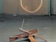 Jan Turner: Komín, 2002, foto: Petr Neubert