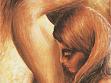 Karel Gott, Čas něžností, 1973, olej na plátně