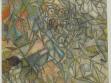 Václav Stratil, V lednu zblednu, 2003, barevné tužky na papíře, foto: Jan Mahr