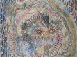 Jan Hísek, Ofélie, 2000, olej na plátně