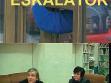 Zbyněk Baladrán, Teorie/praxe/expozice, 2004, simultánní projekce filmů