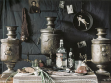 Artur Klinov, Alenka v zemi šílených čajových dýchanků, 2004, cyklus fotografií