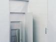 Monika Sosnowska, Dveře (Drzwi), 2003, instalace