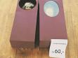Matky a Otcové, Staré panenky, 2002, upravené panenky, papírové boxy, od 60 x 25 x 25 cm,
