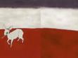 Bloodlake, 2004, kolorovaná kresba tužkou na papíře