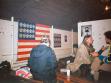 Zahájení výstavy Hope-Stop! 26. 1. 2005. Foto: Alena Boika