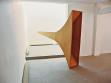 Martin Janíček, Zvukovod / Auditory Passage, 1997, interaktivní zvukový objekt. Z výstavy Objectually Speaking v galerii Futura.