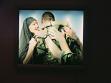 Zbigniew Libera, Bushův sen, 2003, lightbox