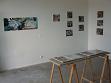 flyingCity, Dokumentace z workshopů Mental Maps And Urban Planning Play, 2001–2003, v galerii Display (2005). Děti z mateřské školky kreslily mentální mapy měst a stavěly urbanistické modely.