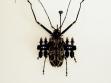 Vbřeznu 2005 Banksy zanesl do American Museum of Natural History entomologickou krabici sexemplářem bojového brouka Withus Oragainstus (Snámi nebo proti nám). Repro ktextu: Archiv Banksy.