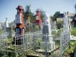 New Jewish cemetery in Shargorod. Repro: Alena Boika.