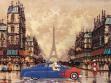 Anthony Ausgang, Un Americano en Paris, parte 2.