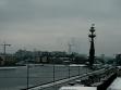 Památník Petra I (98m, železo-bronzová zlacená konstrukce) od Zuraba Cereteliho byl vztyčen na objednávku moskevského magistrátu na řece  Moskvě r. 1997. Jde o trochu pozměněnou verzi pomníku Kryštofa Kolum