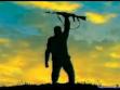 """Příklad """"vlasteneckého"""" videa  z války v Náhorním Karabachu. 2000 youtube.com"""