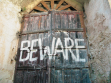 BEWARE! Christian monastery in the South of Italy.