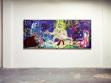 Vladimír Skrepl  Sad Life, 2007, akryl na plátně, 170 x 400 cm