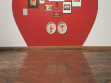 "Bubble, detail from the ""Tristo hrmených"" exhibition, Galéria Medium Bratislava, 2007"