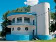 Dynamo sports club (north building). Architect: V.D. Sokolov. (1931)