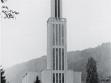Vladimír Karfík, Römisch-katholische Kirche in Baťovany/ Partizánske, Zlín, 1943, MuMB