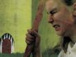 Markus Selg, obraz z Infahrnis — film Prager Anker, 15 min, 2006.