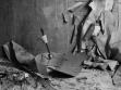 Petr Pokorný, Nalezená asambláž z cyklu Angažovaná fotografie