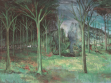 Forest Early Evening, 200