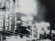 Fritz Lang, Broadway, New York, 1924, repro: Erich Mendelsohn, Amerika, 1926.