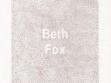 Beth Fox 'Phaidon' 2012, ink on tracing paper, 21 × 29.7 cm