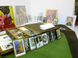 Installation of the show in Divus London.