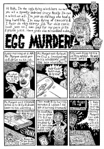 Mike Diana - Egg Murder