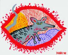 Mike Diana - Rat Inside