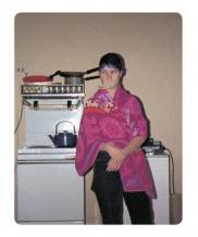 Simon Barker aka Six, Susie Hickford – Toast