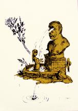 Stu Mead: Crying Fountain
